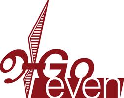 logo go-even : location tentes et materiel mariage evenementiel seminaire nantes 44
